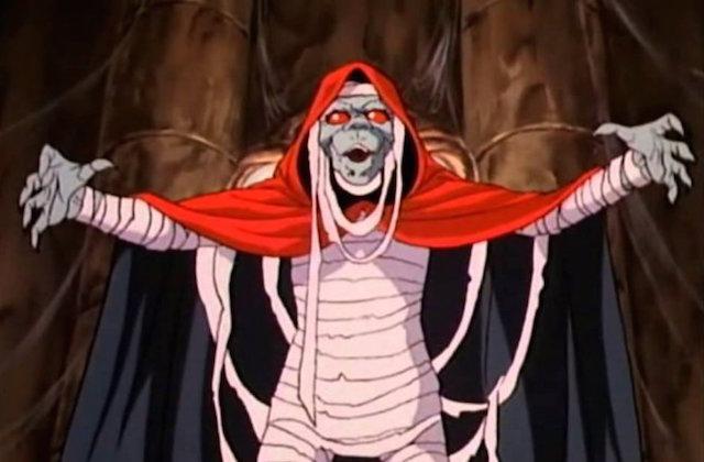 Anyone remember the Mumm-Ra action figure?