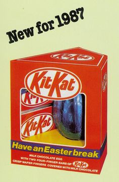 Kit Kat Easter Egg