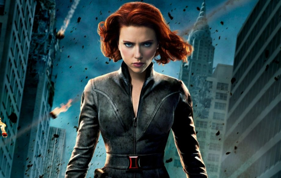 Scarlett Johansson as Black Widow / Natasha Romanoff in 'Avengers: Age of Ultron'