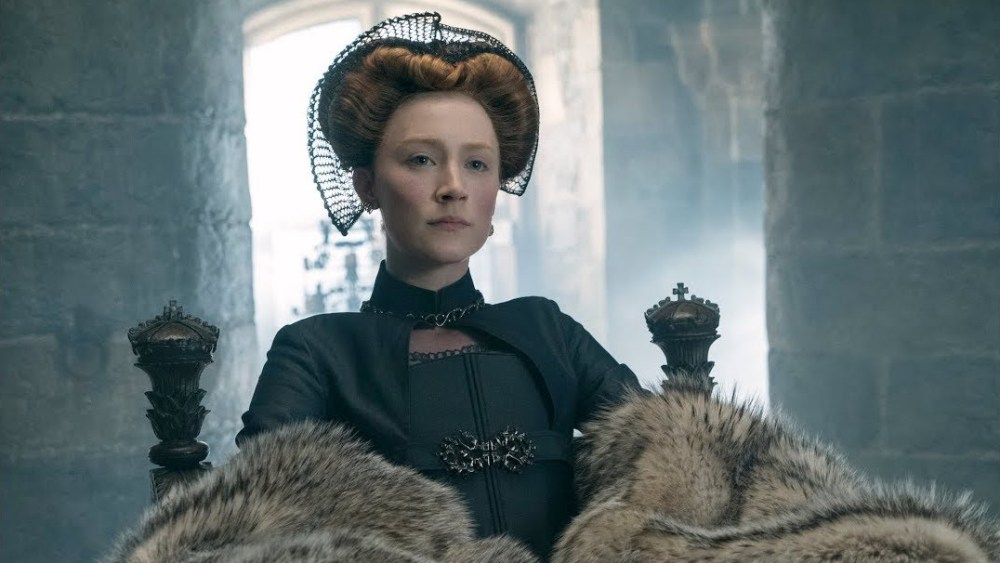 Saoirse Ronan in 'Mary Queen of Scots'
