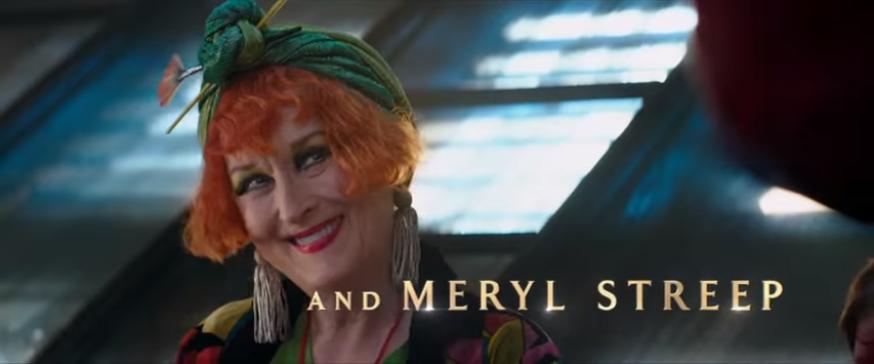 Mary Poppins Returns Meryl Streep Topsy