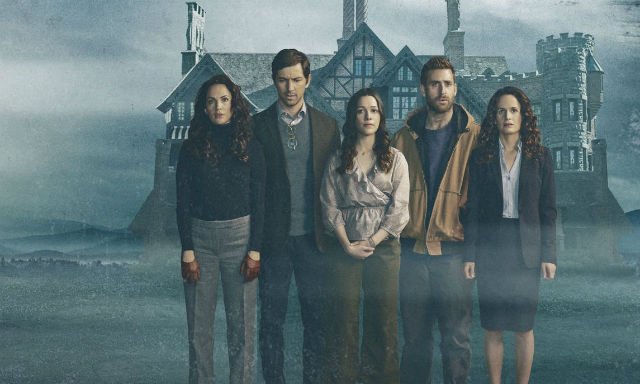 The Haunting of Hill House Crain family