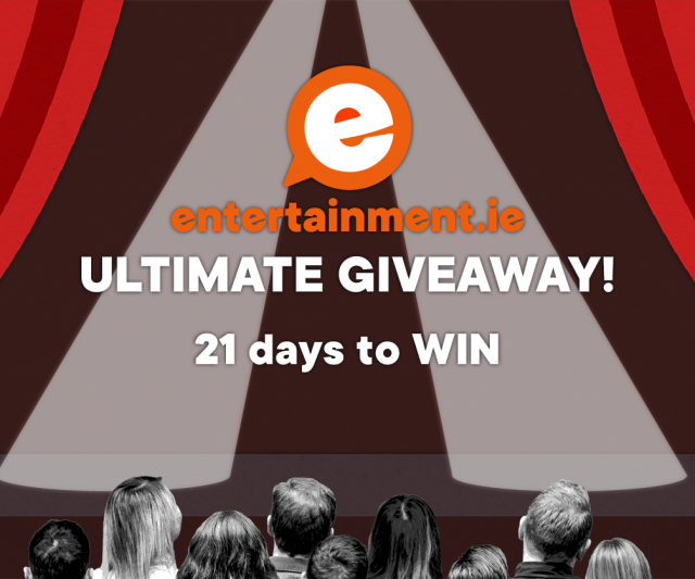entertainment.ie Ultimate Giveaway
