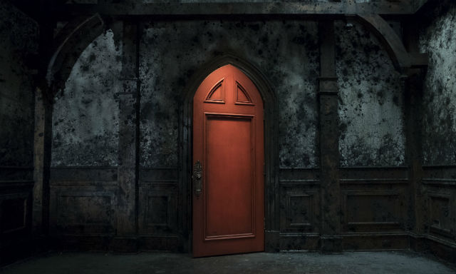 red room haunting of hill house