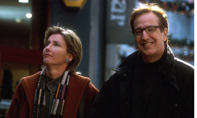 Love Actually Emma Thompson Alan Rickman