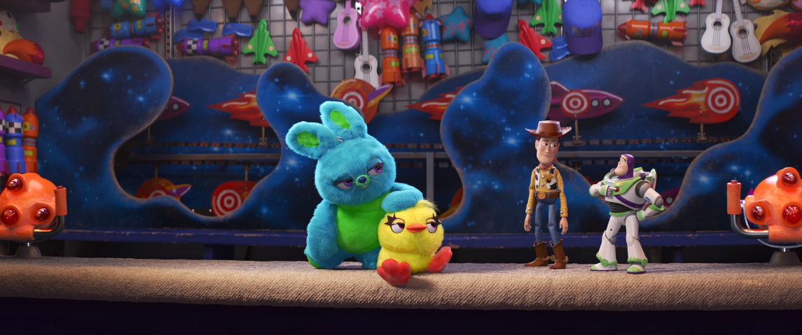 Toy Story 4 second teaser