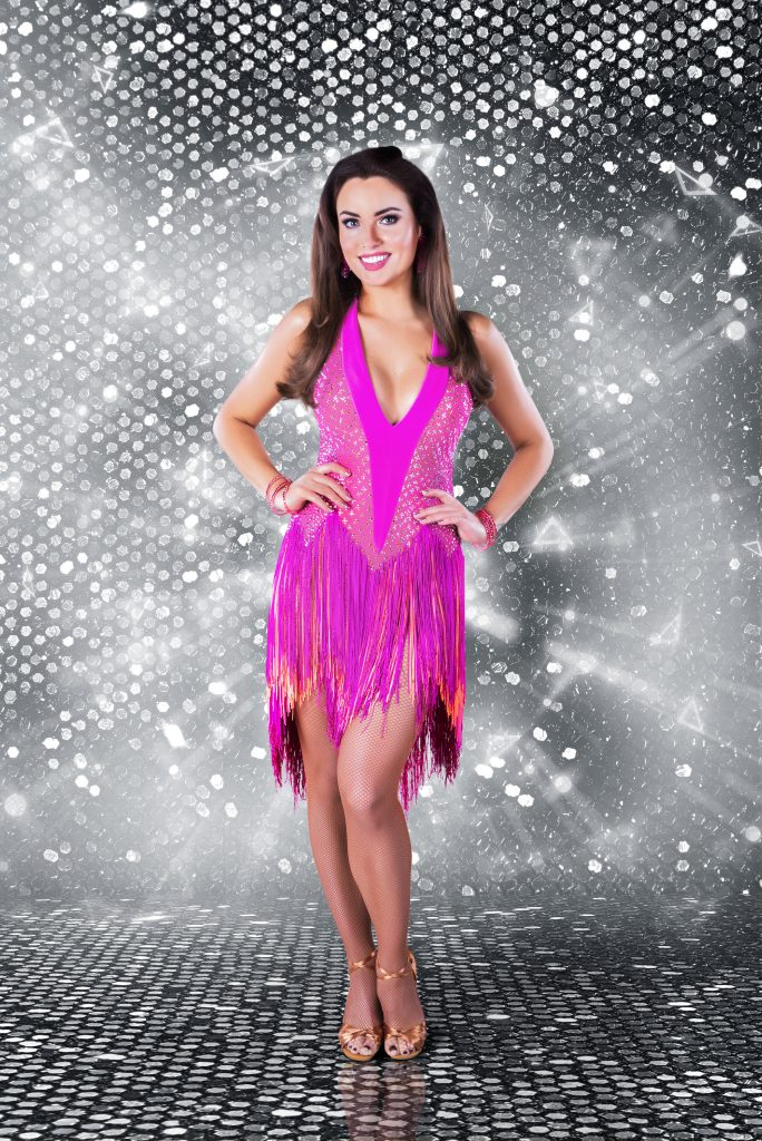Holly Carpenter Dancing with the Stars