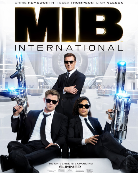 'Men in Black' Goes International in First Poster and New Images