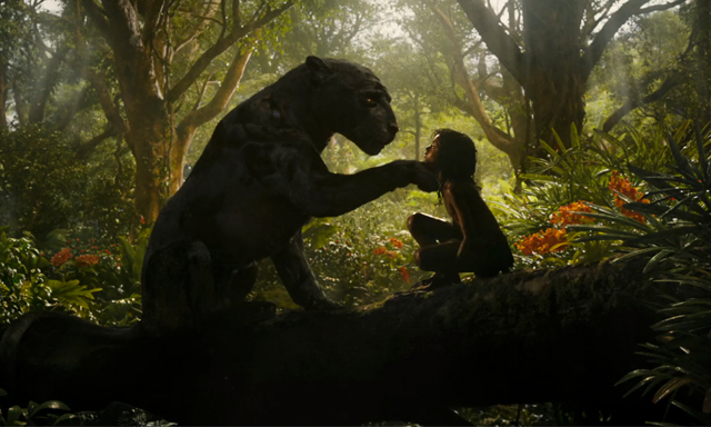 Mowgli Legend of the Jungle Mowgli Bagheera Netflix