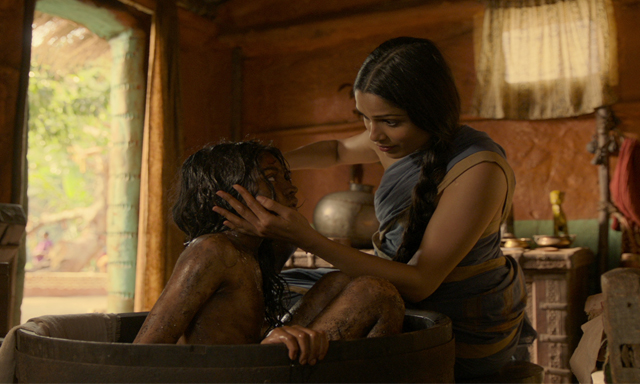 Mowgli Legend of the Jungle Neftlix Rohan Chand Freida Pinto