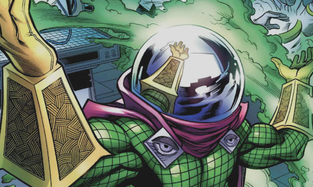 Jake Gyllenhaal set to swing into Spider-Man as villain Mysterio