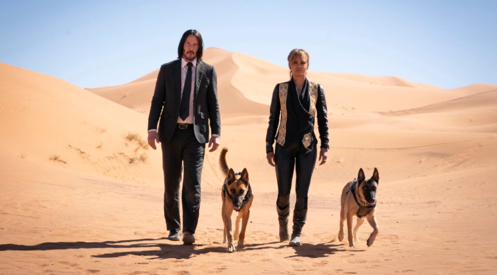 John Wick Chapter 3 dogs