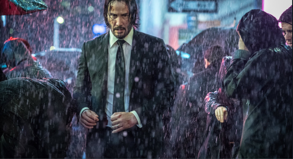 Keanu Reeves Creates His Own Mythology in 'John Wick' Movie