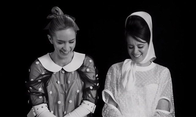 Emily Blunt Claire Foy