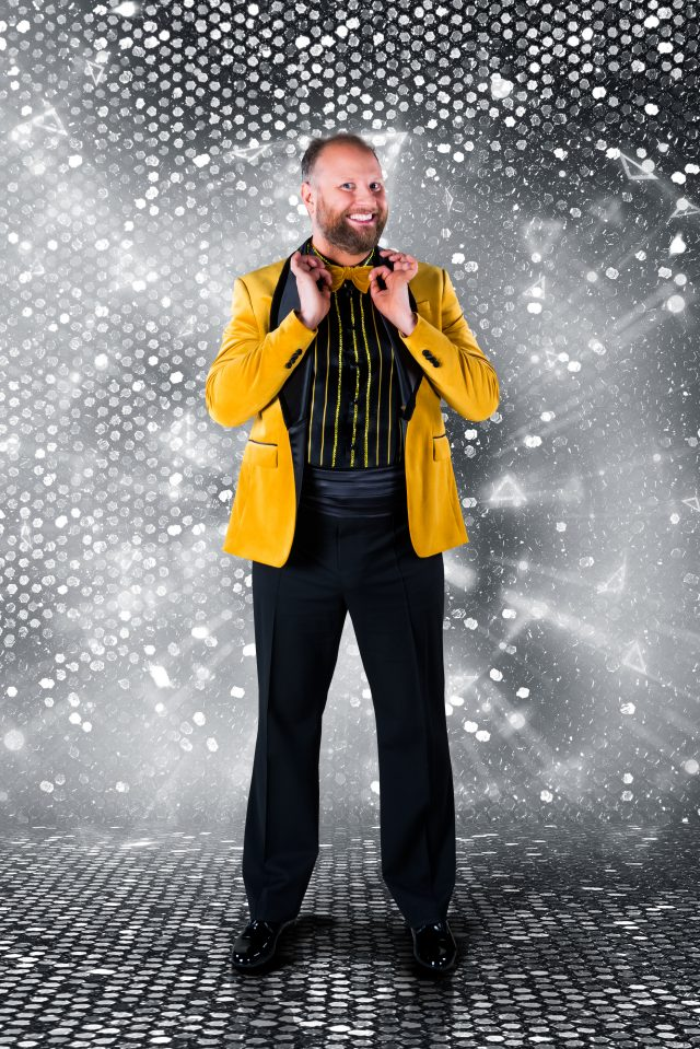 Fred-Cooke DWTS