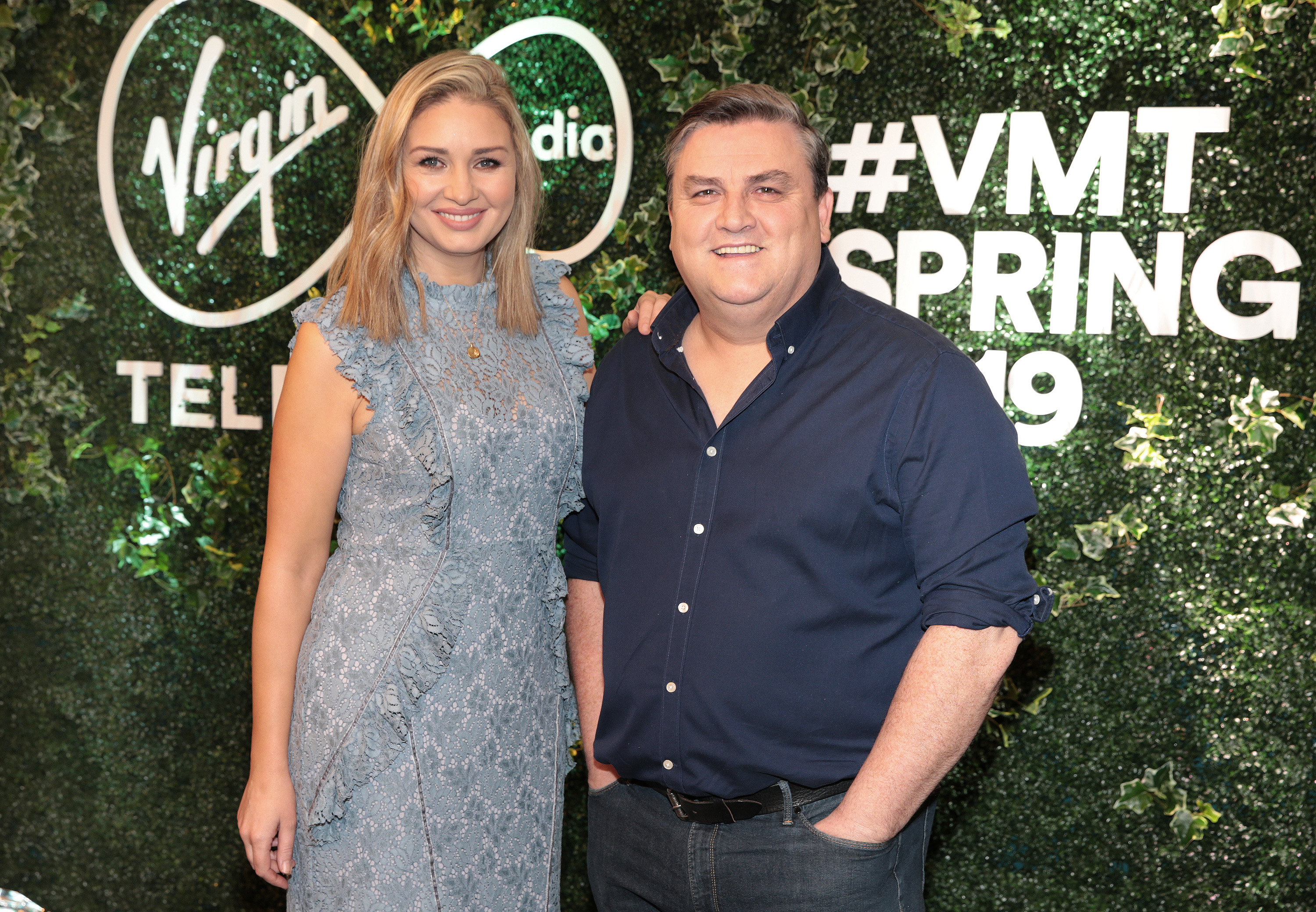 Virgin Media Television announce spring schedule