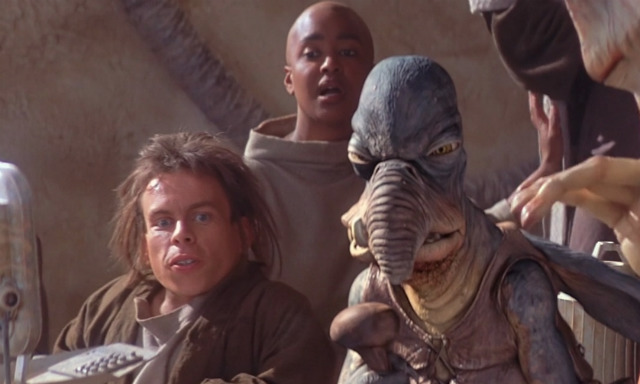 Image result for warwick davis phantom menace