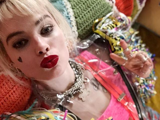 Margot Robbie as Harley Quinn in 'Birds of Prey'