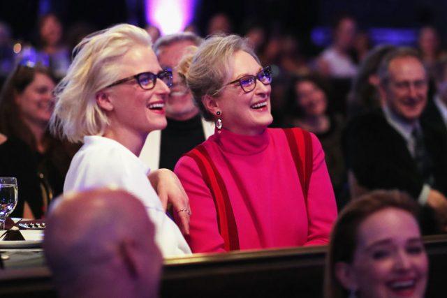 Meryl Streep Mamie Gumer