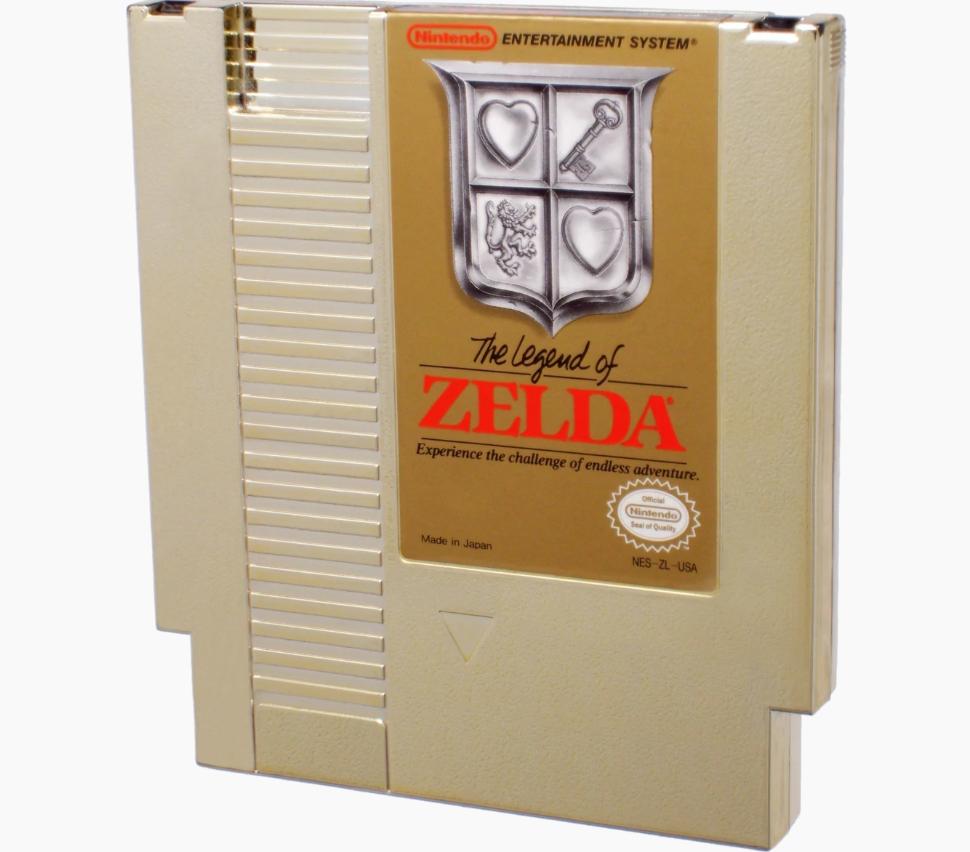 What is 'The Legend Of Zelda'?