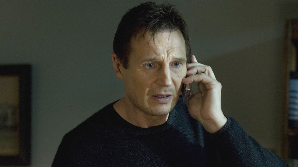Liam Neeson in 'Taken'