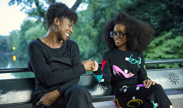 Issa Rae and Marsai Martin in Little (2019)