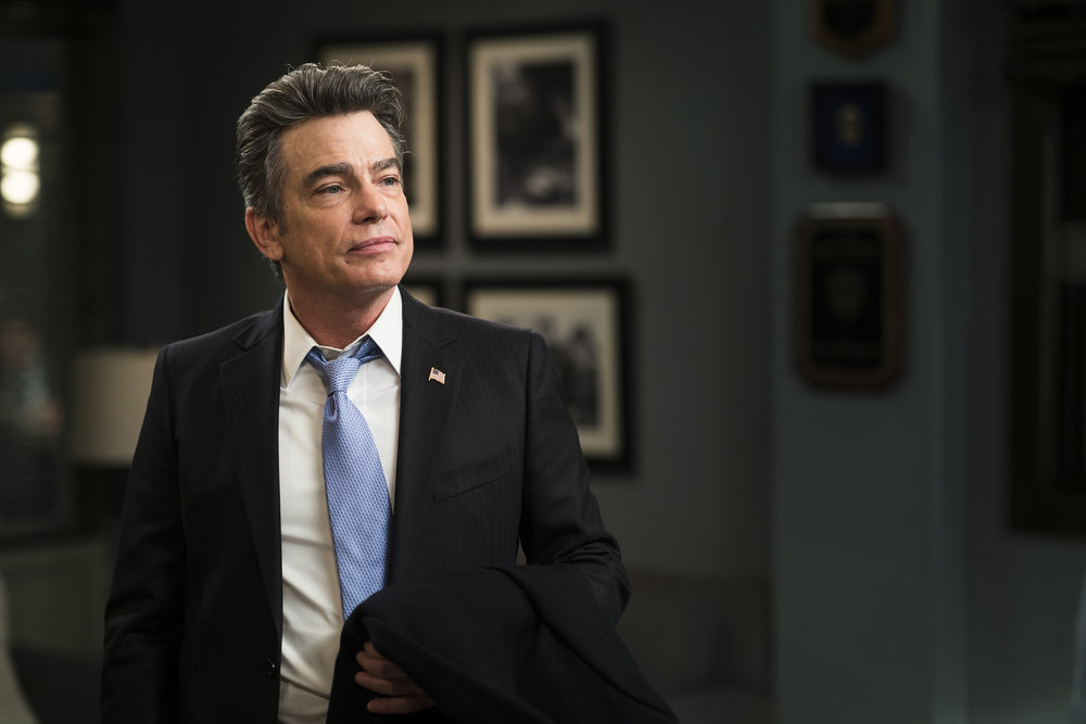 Peter Gallagher in 'Law & Order: Special Victims Unit'