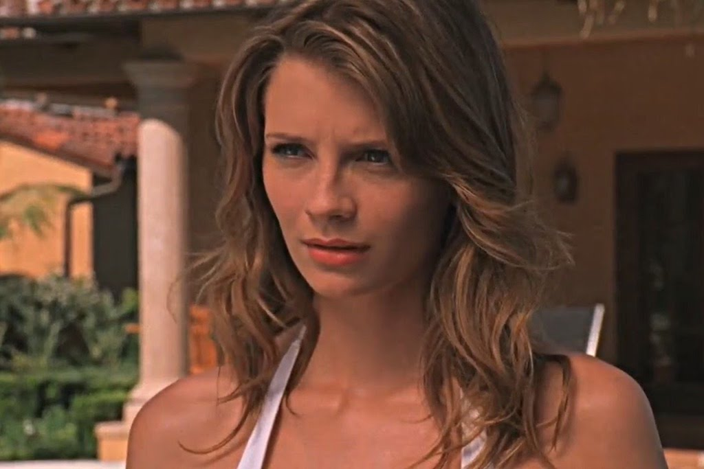 Mischa Barton as Marissa Cooper in 'The OC'
