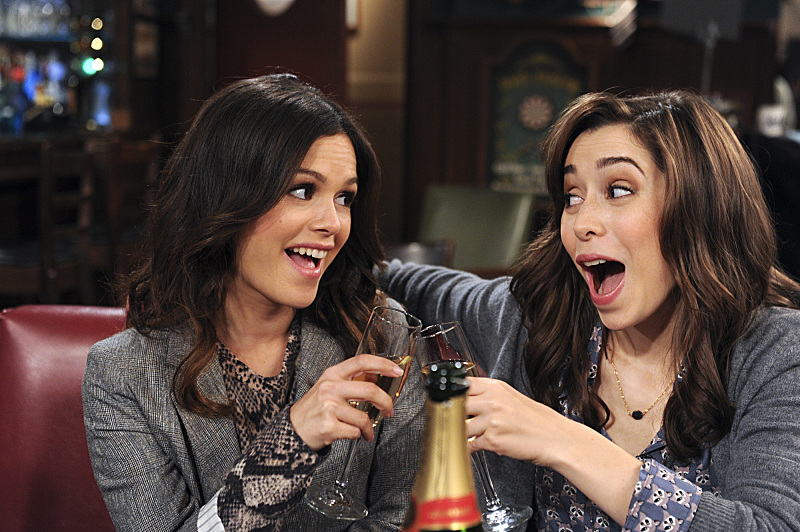Rachel Bilson in 'How I Met Your Mother'