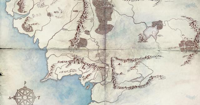 LOTR Map