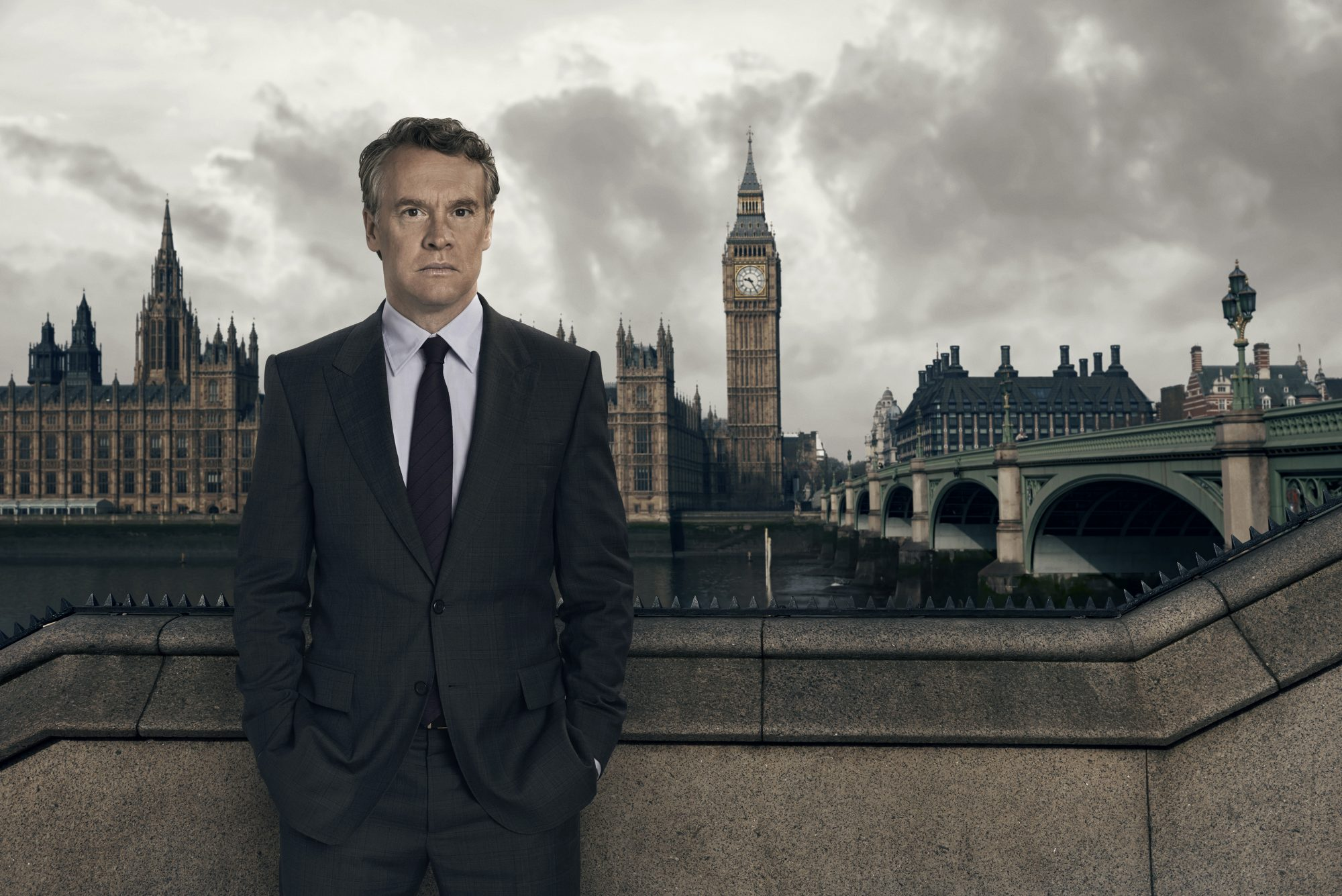 Tate Donovan as Mark Boudreau in '24: Live Another Day'