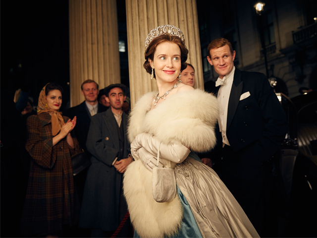 Claire Foy returns to 'The Crown' in flashback scene