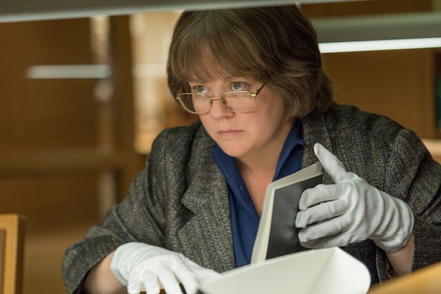 Can you Ever Forgive Me Best Actress