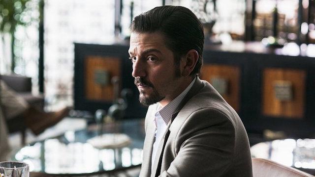 Diego Luna as Miguel Angel Felix Gallardo