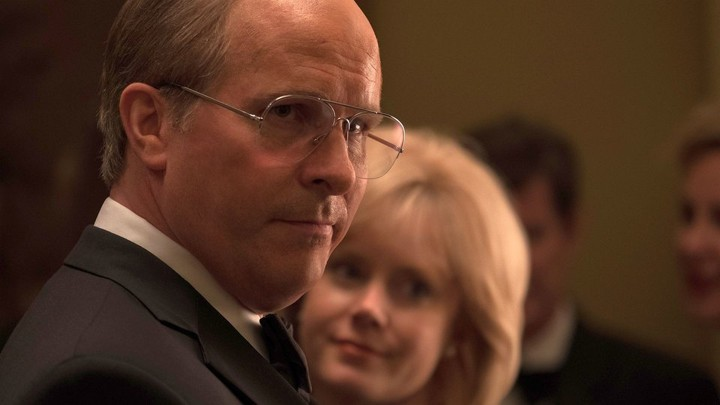 Christian Bale as Vice President Dick Cheney in 'Vice'