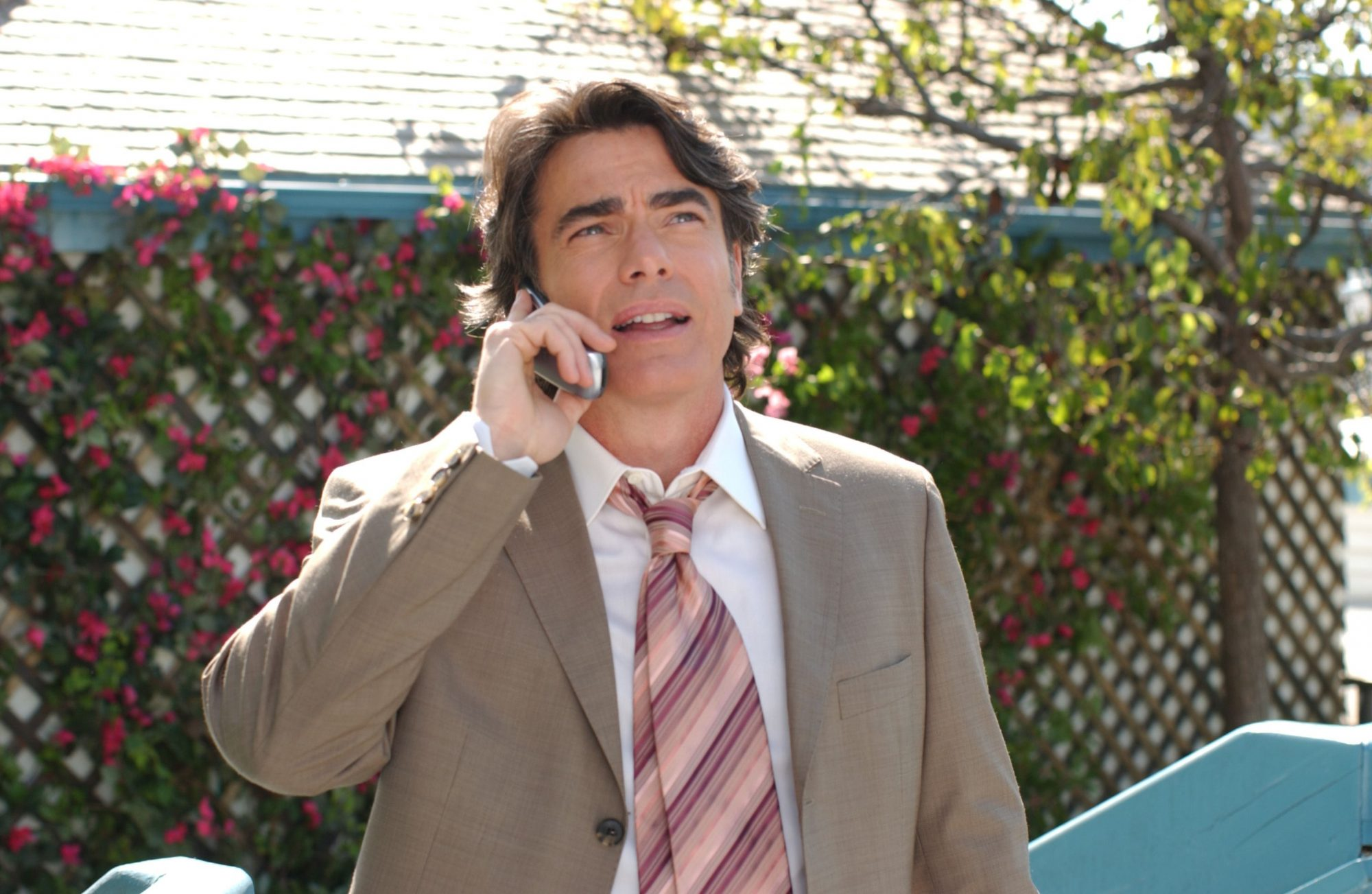 Peter Gallagher as Sandy Cohen in 'The OC'