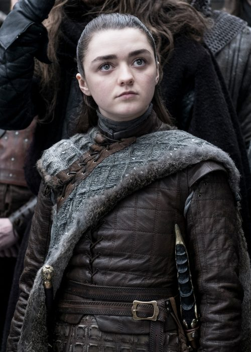 Game of Thrones season 8 Arya Stark