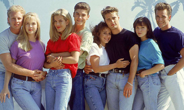 Remembering Luke Perry and his iconic role of Dylan McKay in
