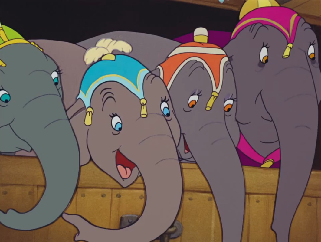 dumbo elephants