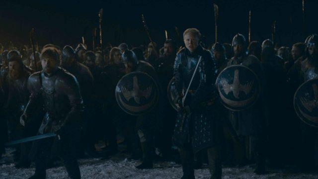 Game of Thrones Brienne Jaime