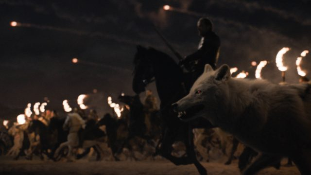 Game of Thrones battle