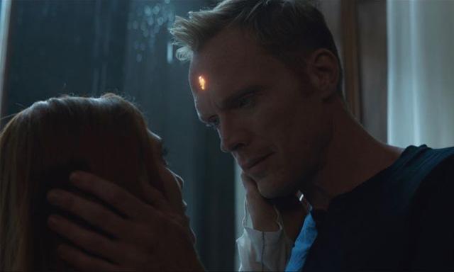 Infinity War Vision Wanda
