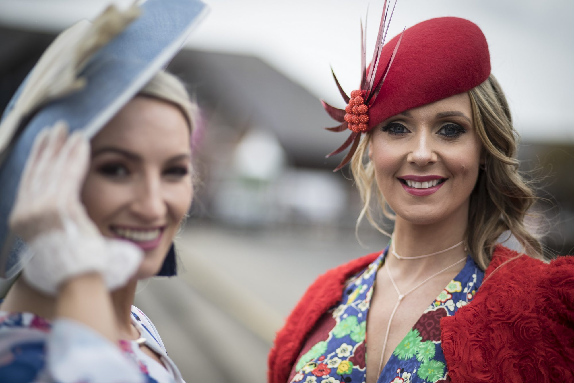 Bollinger Best Dressed Punchestown festival