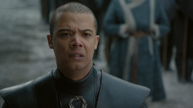 Game of Thrones Grey Worm and Missandei