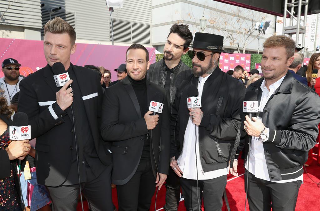 Backstreet Boys 2019