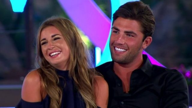 Dani Dyer Jack Fincham Love Island Money