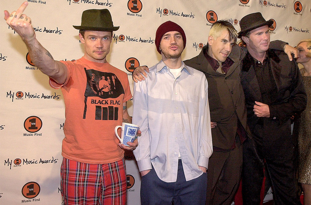 Red Hot Chilli Peppers 2000