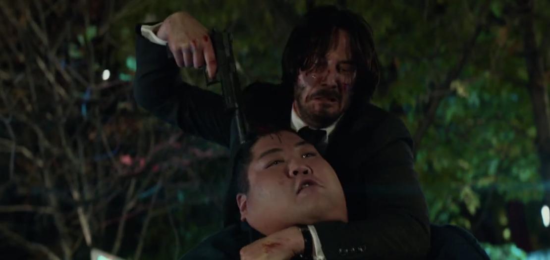 John Wick Kills Sumo