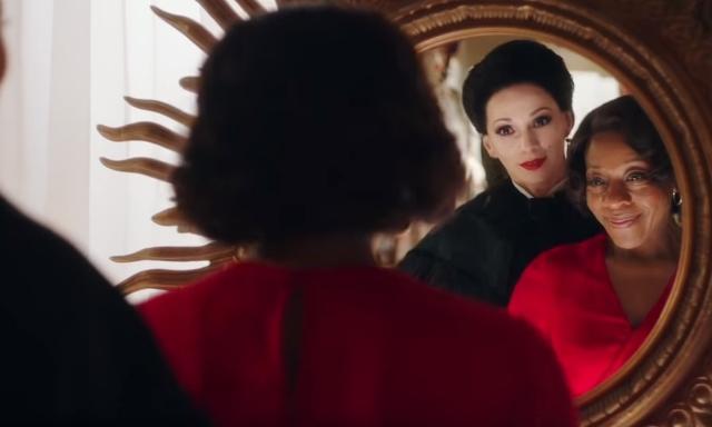 Killer Dress In Fabric Trailer