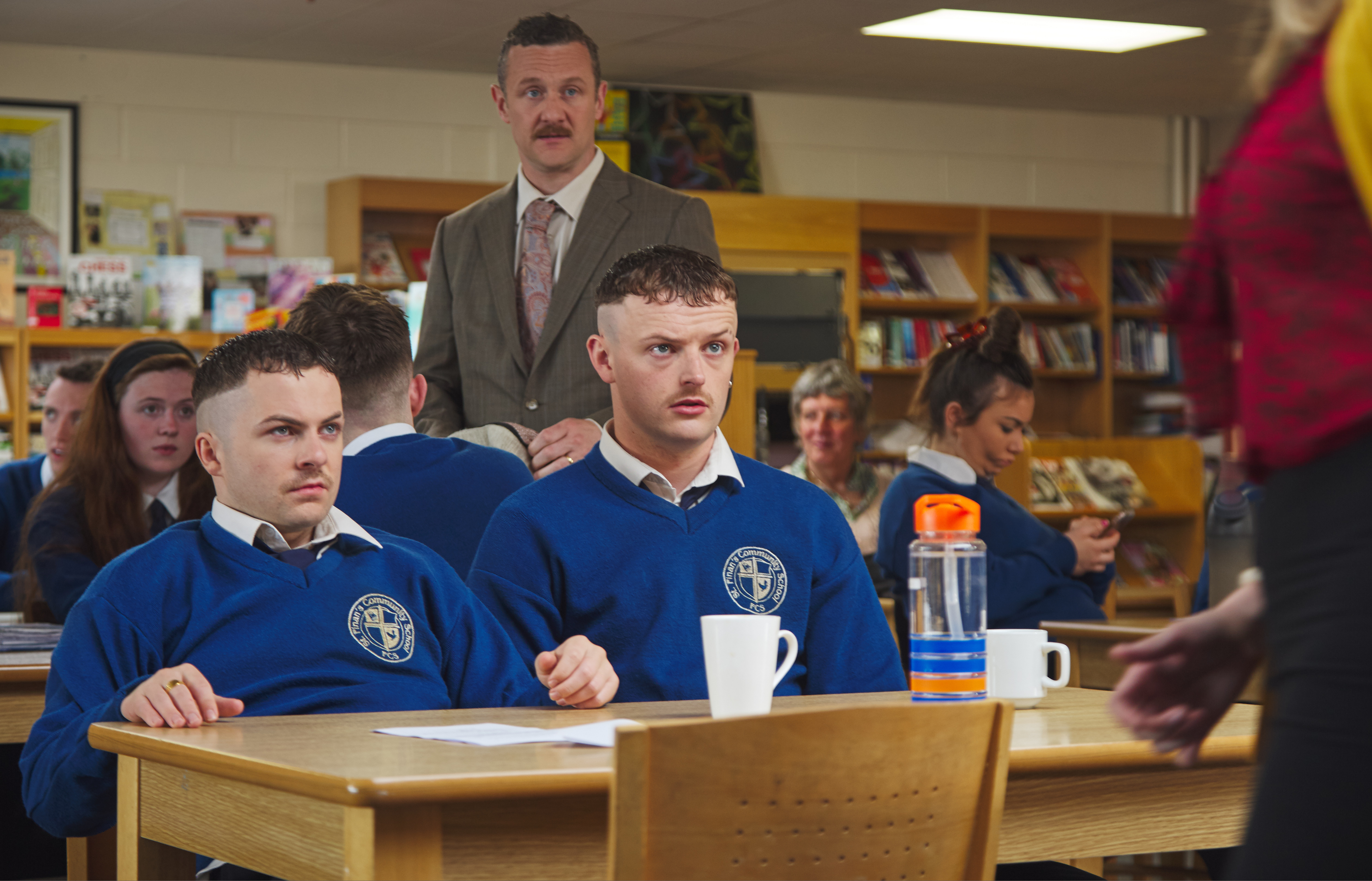 'The Young Offenders'